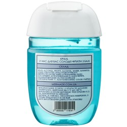 Состав Mermade Blue Ocean Gel Sanitizer